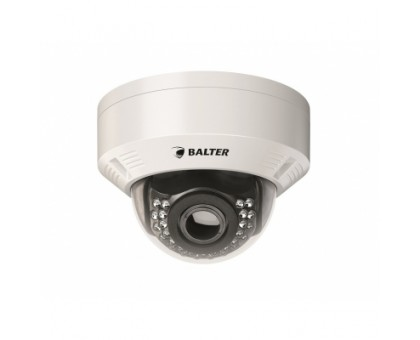 BALTER 2.0MP IP відеокамера, 2.8-12мм, 1920x1080p, ІК 30м, H.265, WDR, VCA, P2P, PoE/12V DC, IP66