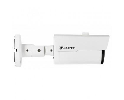 BALTER 8.0MP IP відеокамера, 2.8-12мм motorzoom, 3840x2160p, ІК 45м, H.265, WDR, VCA, P2P, PoE/12V DC, IP66