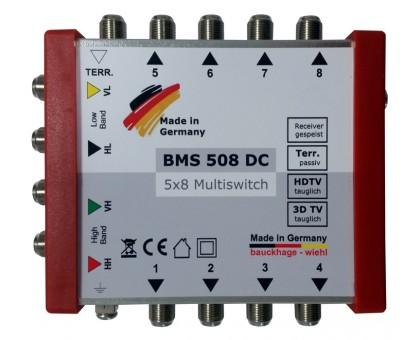 Мультисвич BMS 508 DC