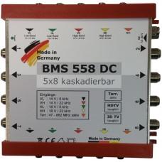 Мультисвіч BMS 558 DC