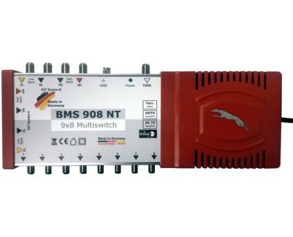 Радиальный мультисвич BMS 908 NT з вбудованим блоком живлення