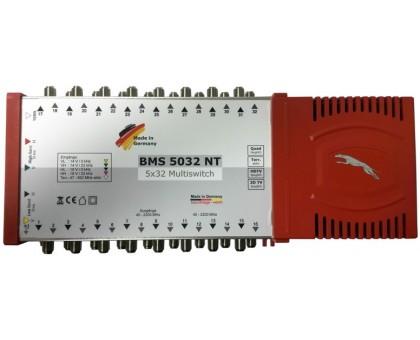 Радиальный мультисвич BMS 5032 NT з вбудованим блоком живлення