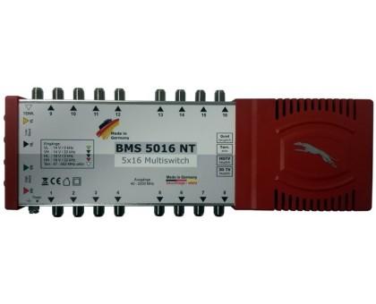 Радиальный мультисвитч BMS 5016 NT з вбудованим блоком живлення