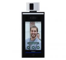 DHI-ASI7213X-T1 Терминал контроля доступа с функцией распознавания лиц и измерением температуры тела