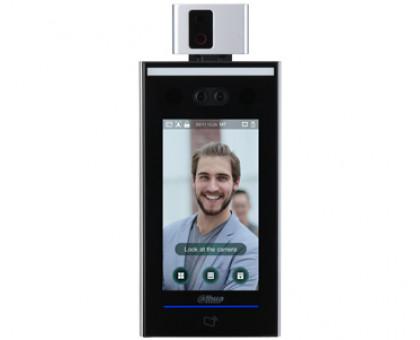 DHI-ASI7213X-T1 Термінал контролю доступу з функцією розпізнавання облич і вимірюванням температури тіла