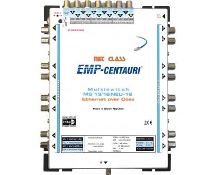 Интернет по коаксиальному кабелю - мультисвич EoC MS13/16NEU-12