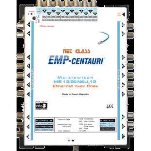 EoC Мультисвіч MS13/20NEU-12 Передача інтернет по коаксіальному кабелю