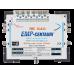 Интернет по коаксиальному кабелю - мультисвитч EoC MS13/6NEU-4