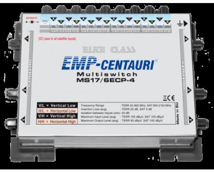 Радиальный мультисвитч MS17/6ECP-4