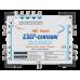 Интернет по коаксиальному кабелю - мультисвитч EoC MS5/10NEU-4