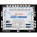 Інтернет по коаксіальному кабелю - мультисвіч EoC MS9/10NEU-4