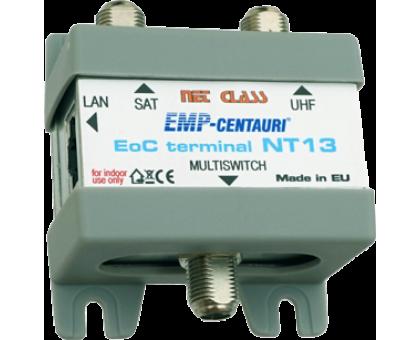 Інтернет по коаксіальному кабелю - термінал EoC NT13 відгвлужувач