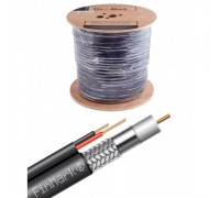 Абонентский коаксиальный кабель FinMark F690BV-2x0.75 POWER