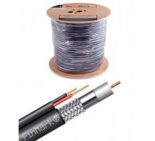 Абонентський коаксіальний кабель FinMark F690BV-2x0.75 POWER