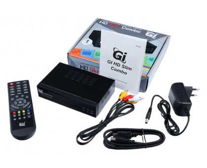 Galaxy Innovation HD Slim Combo