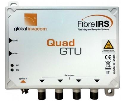 Конвертер Fiber IRS Quad Einheit MKIII оптический конвертер