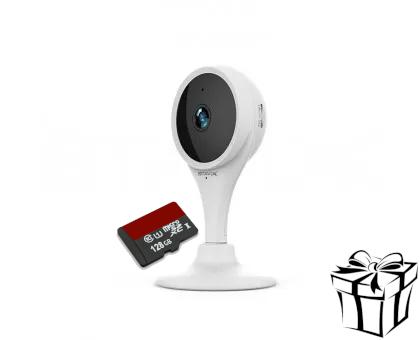 Умная ip камера MC4ir видеонаблюдения smart security для дома, ip 1080p h265
