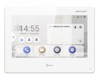 """DS-KH9310-WTE1 7"""" IP відеодомофон с Android"""