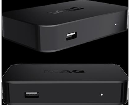 Приставка для телевизора MAG410 для сталкер портал iptv и плейлист m3u