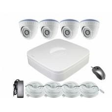 Комплект видеонаблюдения IP Longse LS-N2004PDF2S100