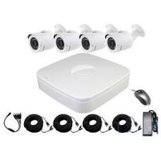 Комплект видеонаблюдения AHD Longse XVR2004PDA10