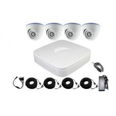 Комплект видеонаблюдения AHD Longse XVR2004PDB10