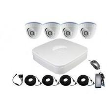 Комплект видеонаблюдения AHD Longse XVR2004PDB20