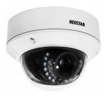 NTI-D2014IR NEOSTAR 2.0MP IP купольная видеокамера, 2.8-12мм, 1920x1080p, ИК до 30м, H.264, VCA, PoE/12V DC, IP66