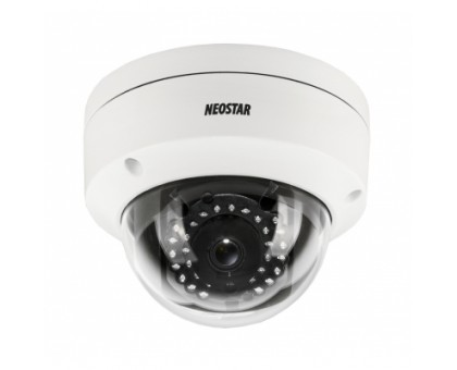 NTI-D2007IR NEOSTAR 2.0MP IP видеокамера, 4мм, 1920x1080p, ИК 30м, H.264, VCA, PoE/12V DC, IP66