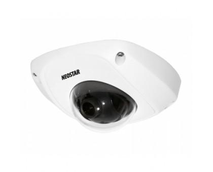 NTI-D2003 NEOSTAR 2.0MP IP миникупольная камера, 4мм, 1920x1080p, H.264, PoE/12V DC, IP66