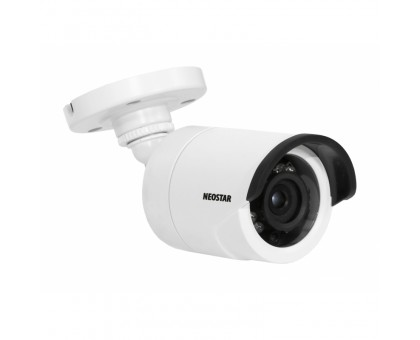 NTI-4001IR NEOSTAR 4.0MP IP відеокамера, 4мм, 2688x1520p, ІК до 30м, WDR 120dB, H.264, VCA, PoE/12V DC, IP66