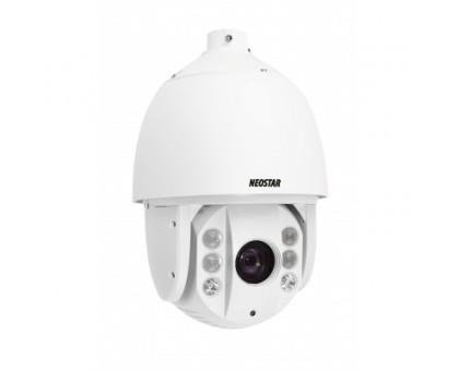 NTI-2020IR-PTZ NEOSTAR 2.0MP IP PTZ видеокамера, 20X Zoom, 1920x1080p, ИК до 120м, H.264, High PoE/24V AC, IP66