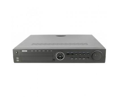 NTR-3220P NEOSTAR 32-кан, 16 PoE відеорегістратор, 2592x1944p, 200Mbit, H.264, VCA, Alarm, CMS, HDMI, 230V AC