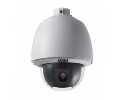 NEOSTAR 2.0MP IP PTZ видеокамера, 20х Zoom, 1920x1080p, H.264, 24V AC, IP66