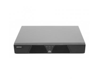 NTR-410P NEOSTAR 4-кан. PoE видеорегистратор, 2592x1944p, 40Mbit, H.264, VCA, Dual-Stream, CMS, HDMI, 48V DC