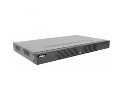 NTR-810P NEOSTAR 8-кан. PoE видеорегистратор, 2592x1944p, 80Mbit, H.264, VCA, Dual-Stream, CMS, HDMI, 230V AC