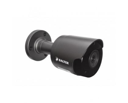 BALTER 5.0MP IP відеокамера, 3.6мм, 2688х1944p, ІК 30м, H.265, WDR, VCA, P2P, PoE/12V DC, IP66