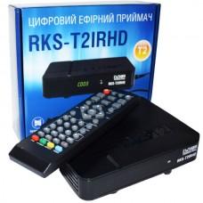 ТВ приставка RKS-T2IRHD