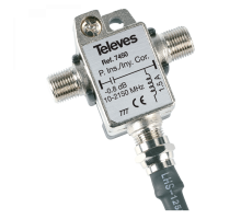 Инжектор питания Televes ref. 7450