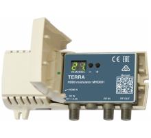ТВ модулятор з HDMI в DVB-T TERRA MHD001P (з блоком живлення)