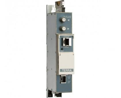 IP стример в IPTV телевидение для гостинец и смарт приставок та Terra sdi410C