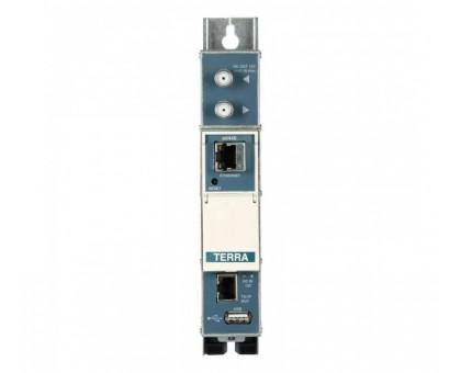 IP Стример DVB-T / T2 / C в IP Terra sti440 многоканальный