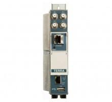 IP Стример DVB-S / S2 в IP Terra sdi480 многоканальный