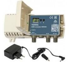 ТВ модулятор з HDMI в DVB-C TERRA MHD003P (з блоком живлення)