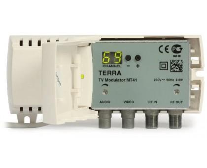 Модулятор ТВ Terra MT41 моно