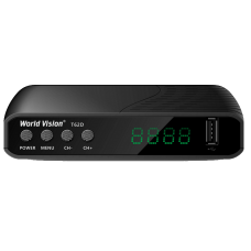 Цифровой эфирный DVB-T2 World Vision T62D