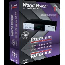 World Vision Premium DVB-T2/C
