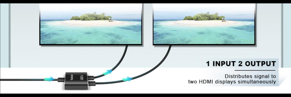 HDMI-splitter