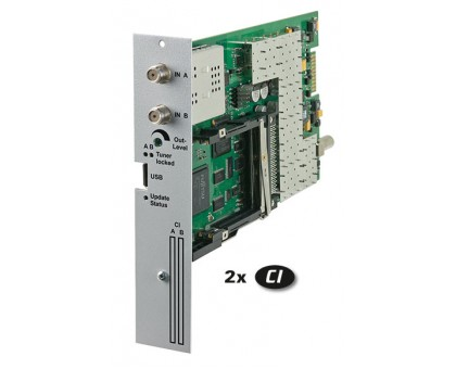 Двойной модуль SPM-STCT-CI