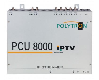 PCU 8130 - IP Streamer
